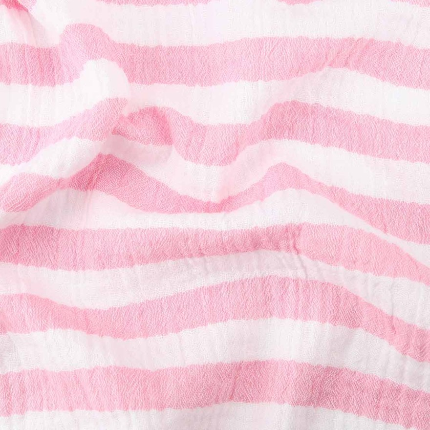 Double Gauze Design Stripes